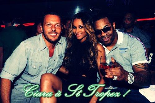 26 Juillet - Ciara en FRANCE !