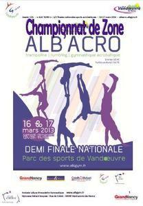 Compétition du 24 Février 2013 à St Michel sur Orge
