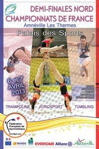 Compétition du 16 Mars 2013 à Vandoeuvre