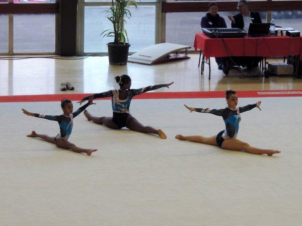 Compétition du 6 et 7 Avril 2013 à Amnéville