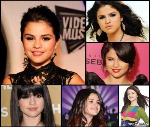 Changements de Selena aux fil des années!!