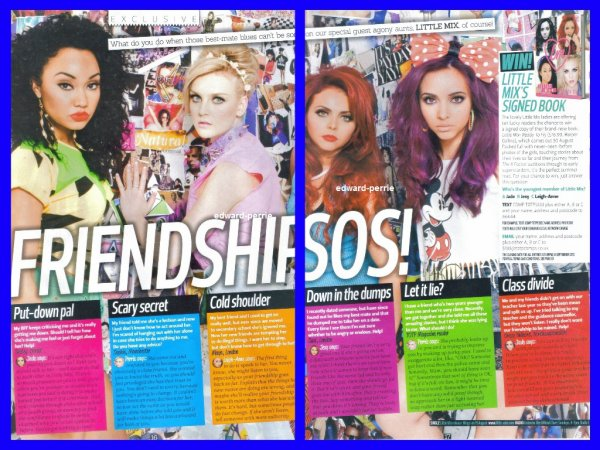 Top of the pops (August)