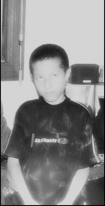 photo de redouane aboulwafa quand il était petit