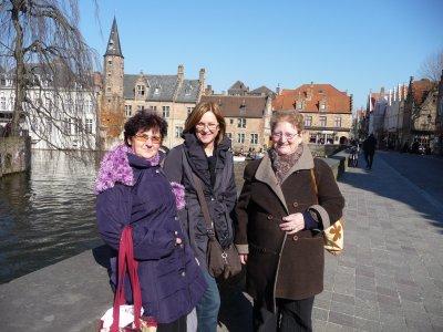 Une petite balade à Bruges