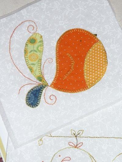Bloc n°2 Tail Feathers de Natalie Lymer