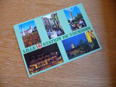 echange de carte postale