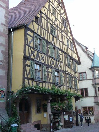 Petit sejour en Alsace