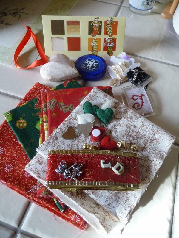 cadeaux des croixpinettes!!!