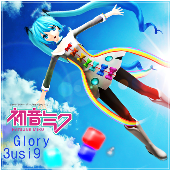 Hatsune Miku / Glory 3usi9 (2015)