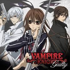 Vampire Knight & Vampire Knight Guilty présentation