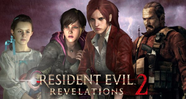 Resident Evil Revelations 2 (personnages principaux)