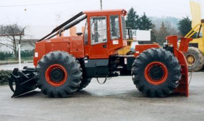 tracteur forestier camox f175