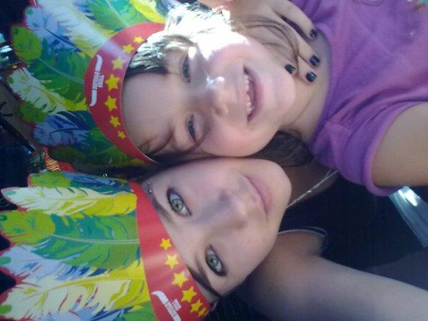 Sister and me ♥