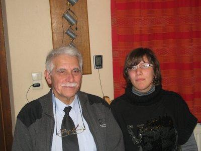 mon bb d amour et son papy