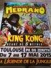 Murale King Kong 2015