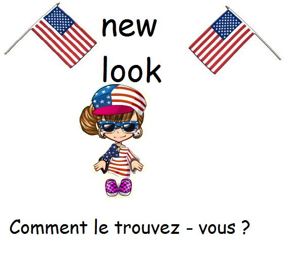 nouveau look !