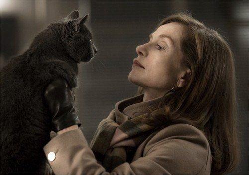 Superbe Isabelle Huppert