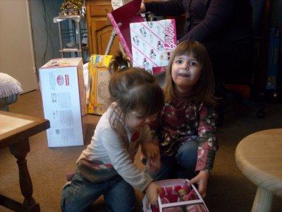 Gabrielle & Leana