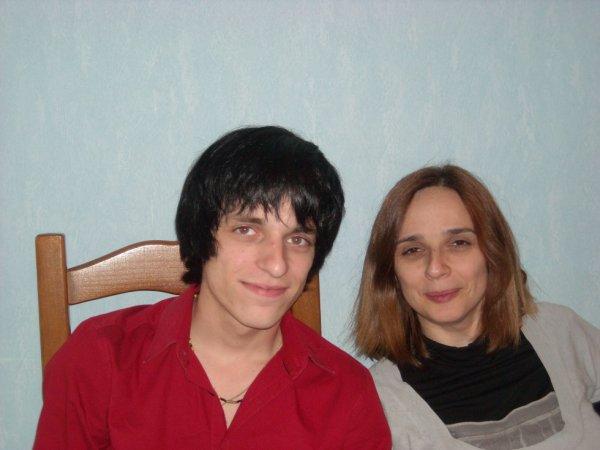 Chris et Marie-Aline