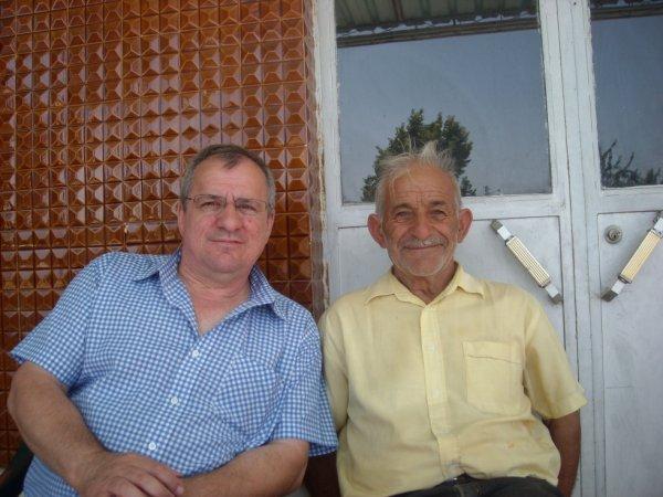 Mon chéri et mon papa