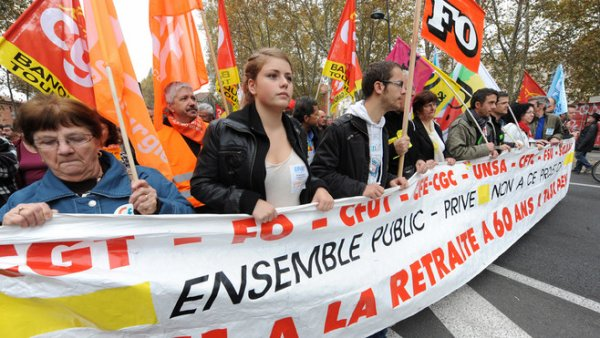Entre 375.000 et 1,2 million de manifestants en France contre la réforme des retraites