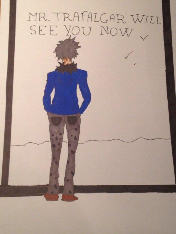 ~Draw:M.Trafalgar Will See You Now~