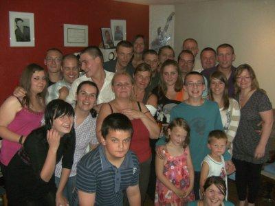 UNE PARTII DE MA FAMILLE !!!!