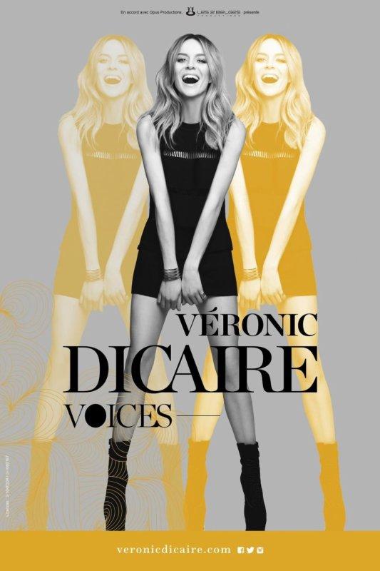 Véronic DiCaire VOICES Tournée 2017