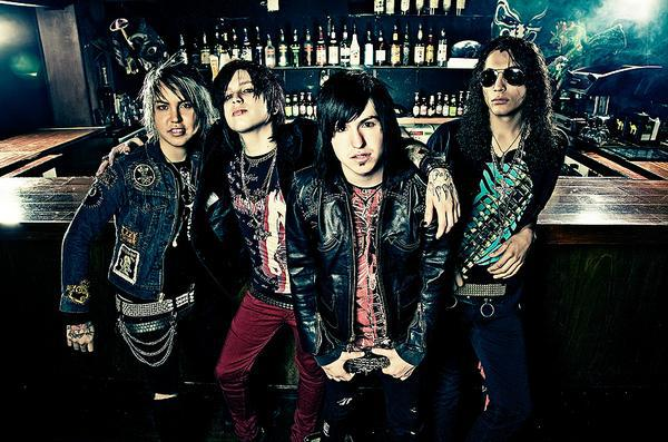 ETF. « Escape The Fate.  »