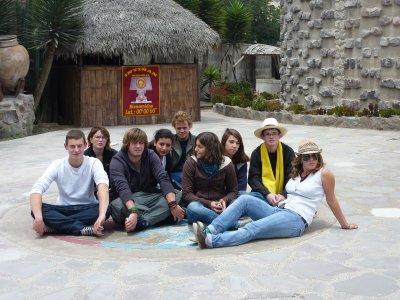 Dernier jour a Quito avant San Vicente
