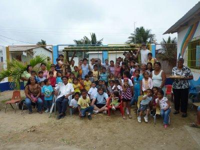 départ de l'Equateur