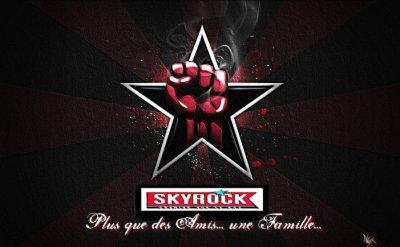Skyrock Sauvé !!