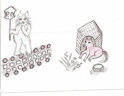 DIMANCHE  12  JUIN   2011 (DESSINS  DE  GISELE  PETIT  86   ANS)