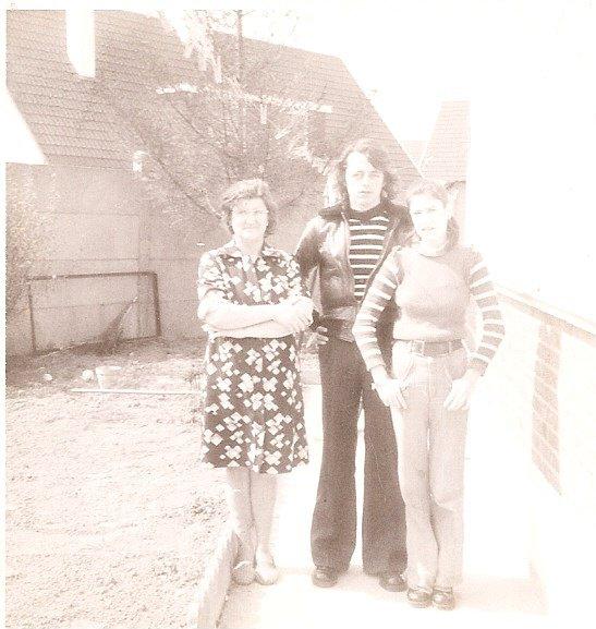 photo de famille pacary