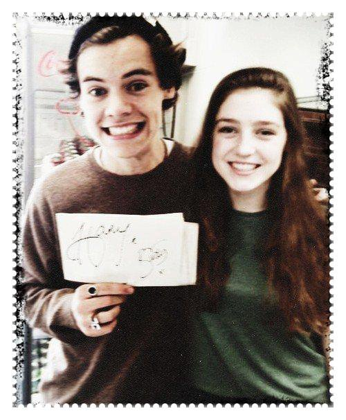 Birdy et Harry !!
