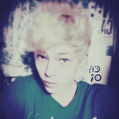 Ma petite bouille en blonde