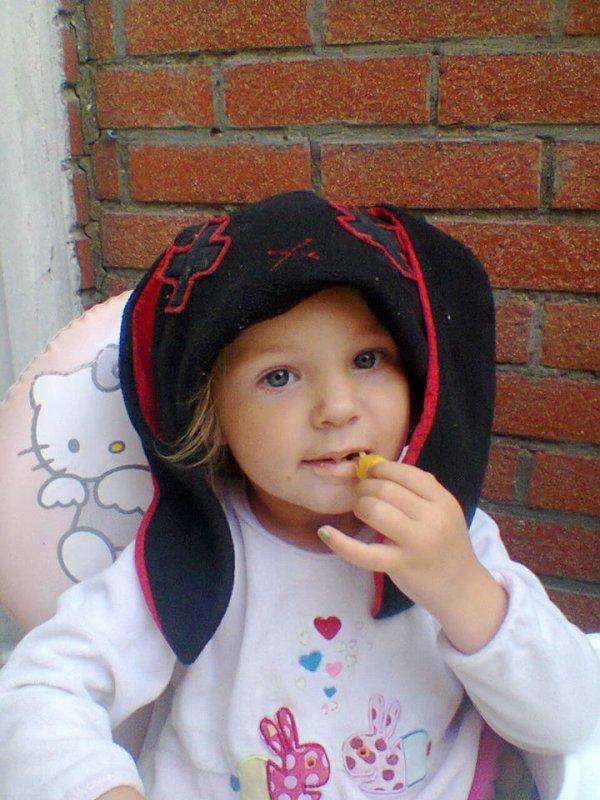 Ma petite soeur , un ange tombé du ciel