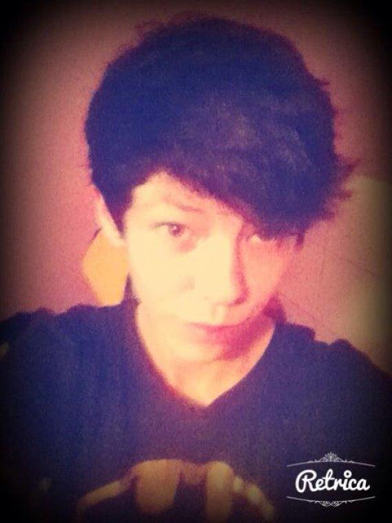 Ma bouille en brune :)
