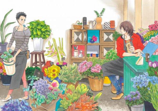 Les mangas de mon été (Partie 1)