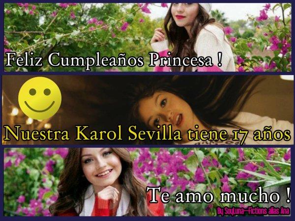 Participation projet(s) : Karol Sevilla