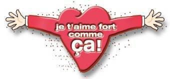 Je Taime Fort Comme Sa Amis Amours Famille Trip Vie