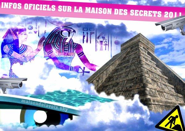 TF1 dévoile sa nouvelle Maison ... enfin une partie entous cas !
