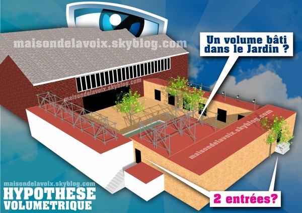 Les hypothèses soulevées par des clichés de l'extérieur de la Maison 2012...