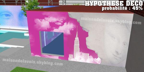 Hypoyhèse Déco : Mais où sera le mur fracturé ?
