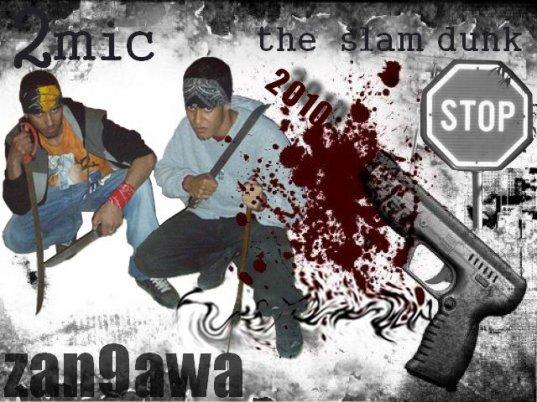 SlamDunk & 2Mic - BghiTo GhiR L3aYB