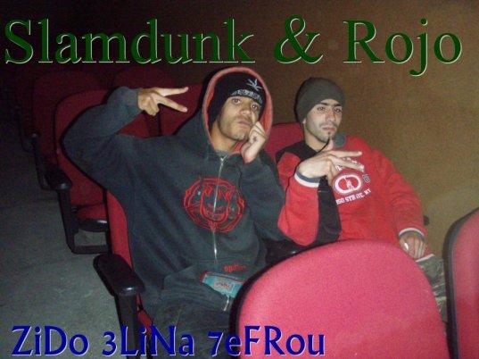 SlamDunk & RoJo - Zido 3Lina 7eFRou
