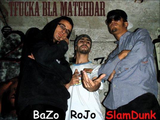 SlamDunk & Rojo Feat. BaZo