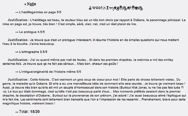 Répertoire, merci, merci, merci ! :D