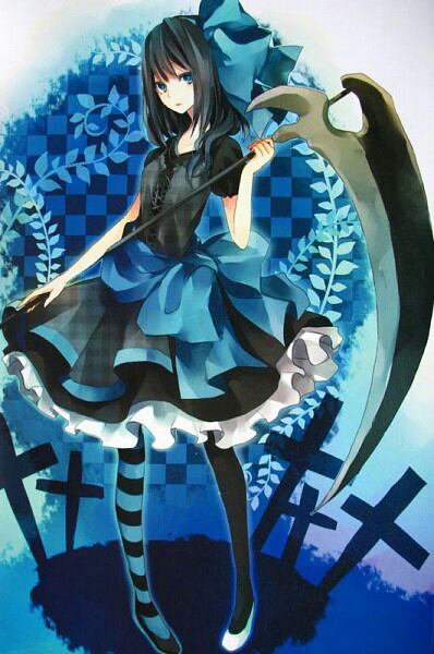 (personnage 1/2 DmC) la chasseuse d'anges