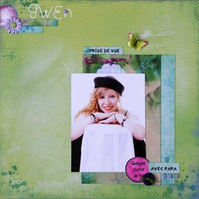page sur ma gwendoline photo de papa